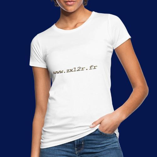www zx12r fr OR - T-shirt bio Femme