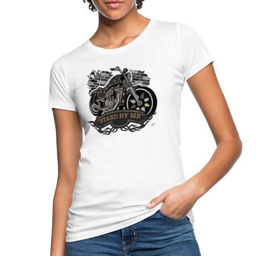 moto - T-shirt ecologica da donna