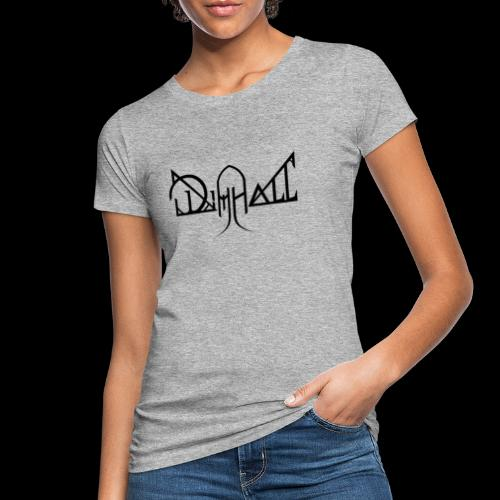 Dimhall Black - Women's Organic T-Shirt
