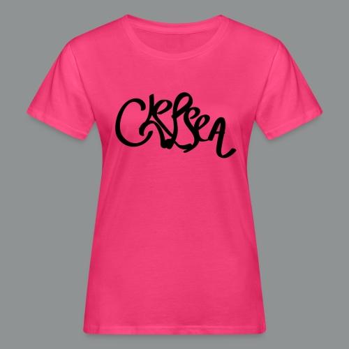 Kinder/ Tiener Shirt Unisex (rug) - Vrouwen Bio-T-shirt