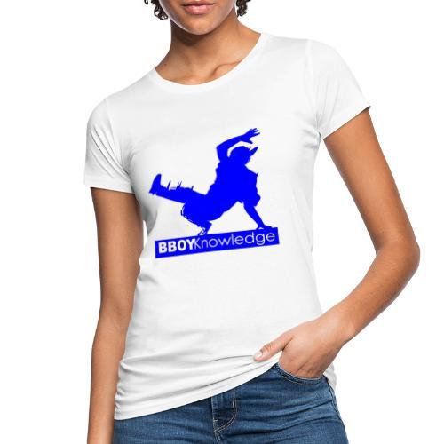 All Blue - T-shirt bio Femme