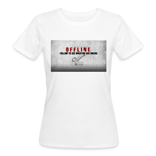 Offline V1 - Women's Organic T-Shirt
