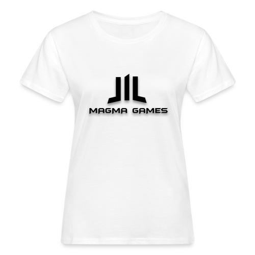 Magma Games kussen - Vrouwen Bio-T-shirt