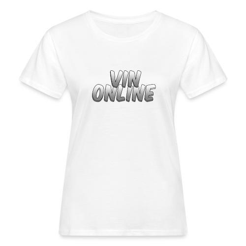 VinOnline - Vrouwen Bio-T-shirt
