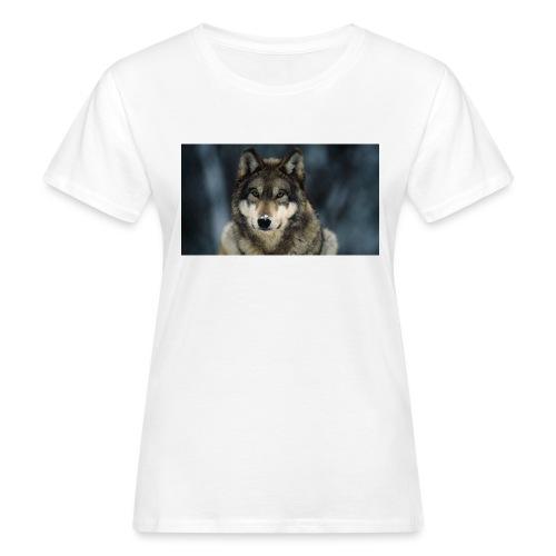 wolf shirt kids - Vrouwen Bio-T-shirt
