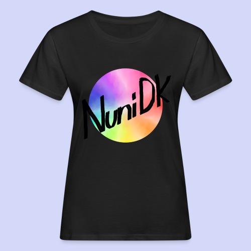 Rainbow shade, NuniDK Collection - Female top - Organic damer