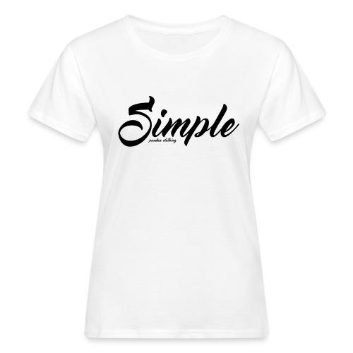Simple: Clothing Design - Women's Organic T-Shirt