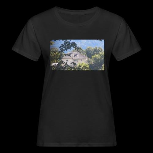 Altes Haus Vintage - Frauen Bio-T-Shirt