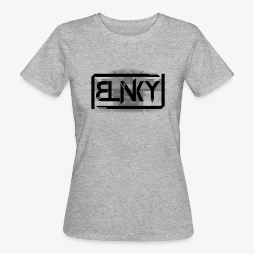 Blinky Compact Logo - Women's Organic T-Shirt