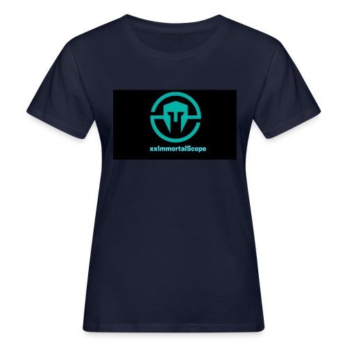 xxImmortalScope throwback - Women's Organic T-Shirt
