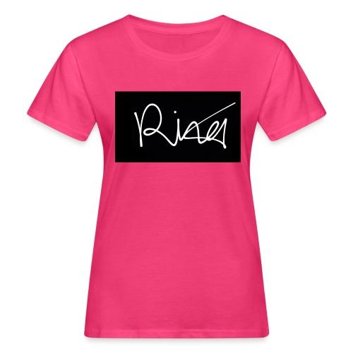Autogramm - Frauen Bio-T-Shirt