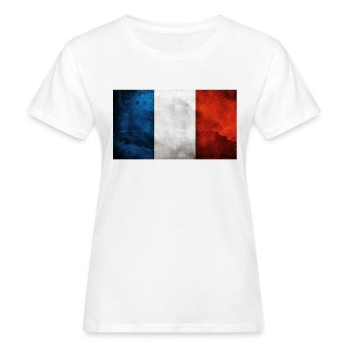 France Flag - Women's Organic T-Shirt