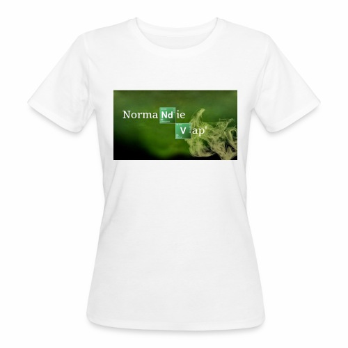 Normandie Vap' - T-shirt bio Femme