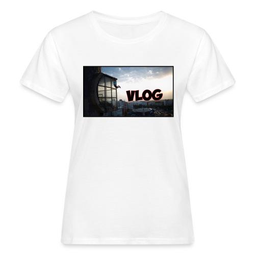 Vlog - Women's Organic T-Shirt
