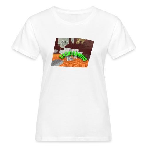 Logopit 1513697297360 - Vrouwen Bio-T-shirt
