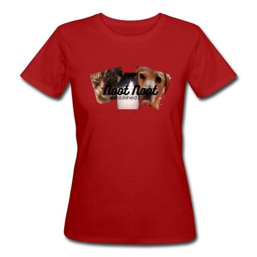 Animal Merch - Women's Organic T-Shirt