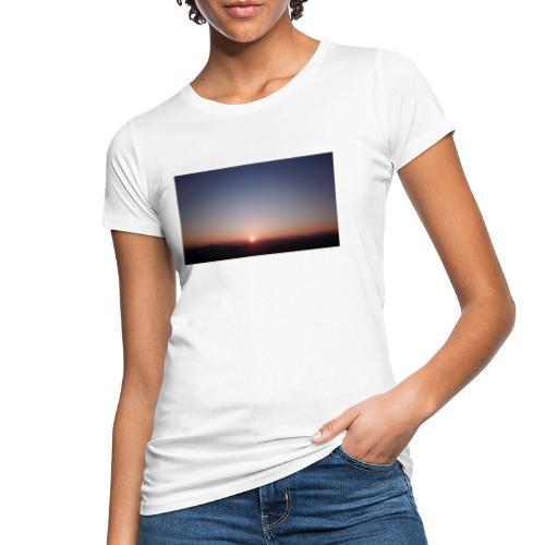 SONNENAUFGANG - Frauen Bio-T-Shirt