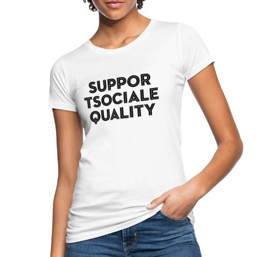 Support Social Equality - Women's Organic T-Shirt