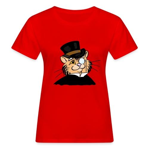 Gatto nonno - T-shirt ecologica da donna