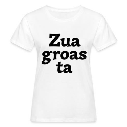 Zuagroasta - Frauen Bio-T-Shirt