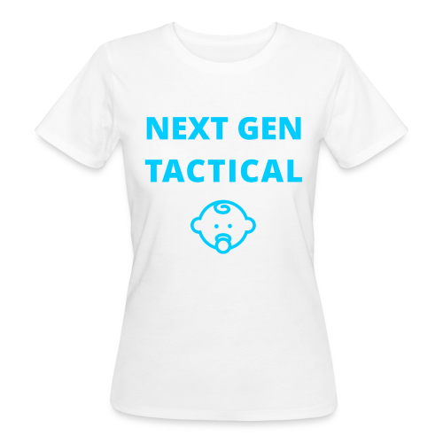 Tactical Baby Boy - Vrouwen Bio-T-shirt