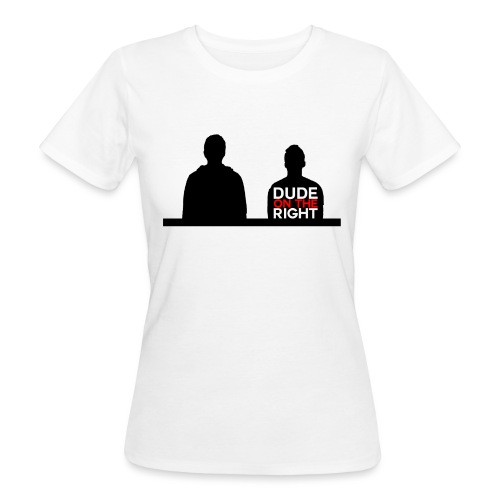 RIGHT. - Women's Organic T-Shirt