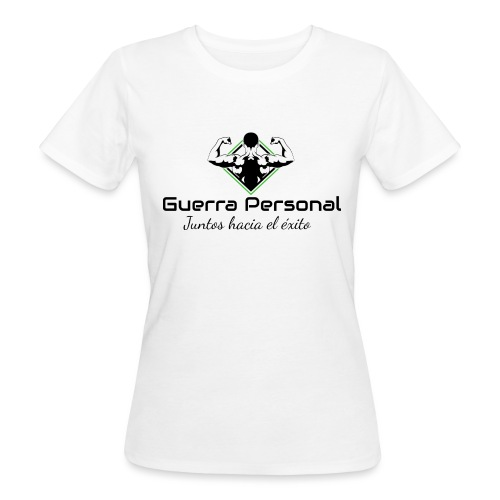 Guerra Personal - Camiseta ecológica mujer