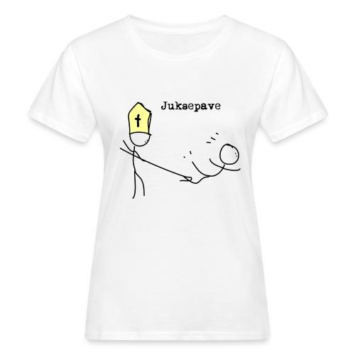 juksepave png - Økologisk T-skjorte for kvinner