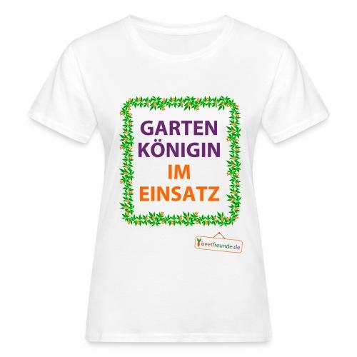 prinzessin - Frauen Bio-T-Shirt