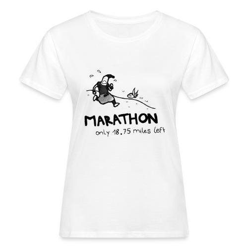 marathon-png - Ekologiczna koszulka damska