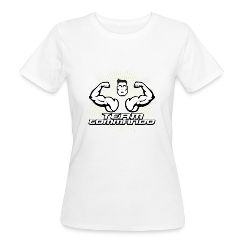 LOGO DEFINITIVO 2016 team - T-shirt ecologica da donna