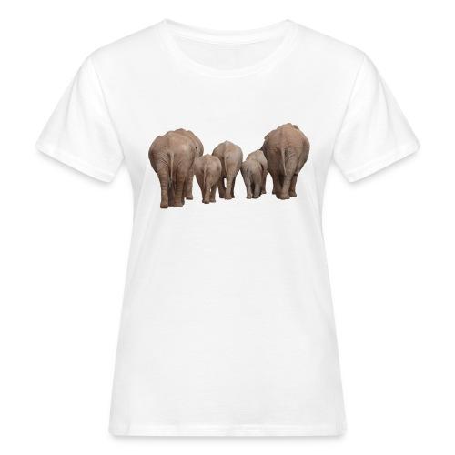 elephant 1049840 - T-shirt ecologica da donna