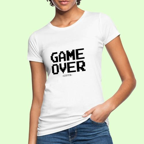 Game Over - Frauen Bio-T-Shirt