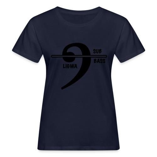 LIGWA SUB BASS - Women's Organic T-Shirt