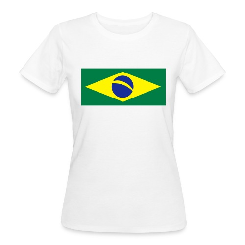 Braslien - Frauen Bio-T-Shirt