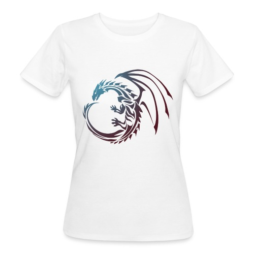 color Dragon - Women's Organic T-Shirt