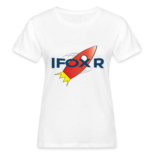 IFOX ROCKET - Ekologisk T-shirt dam