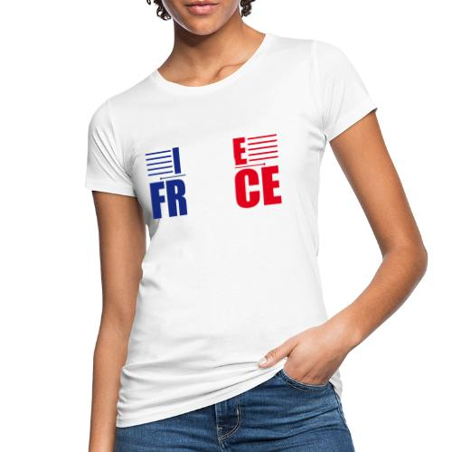 love france - T-shirt bio Femme