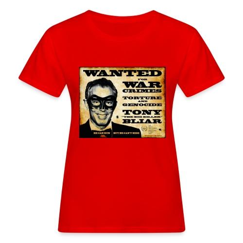 Wanted - Women's Organic T-Shirt