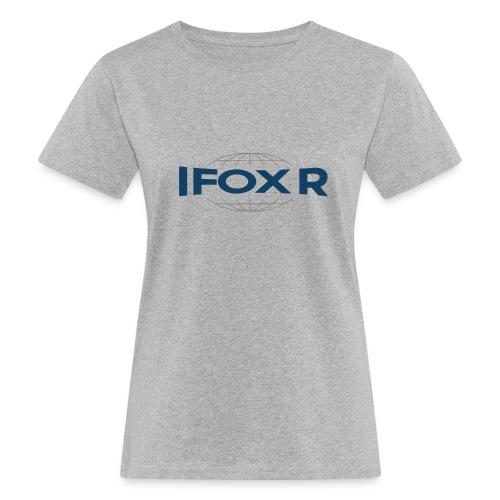 IFOX Logo - Ekologisk T-shirt dam