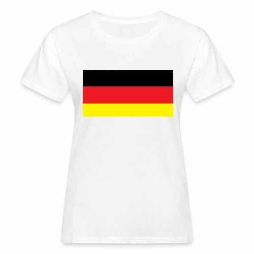 Deutschland Weltmeisterschaft Fußball - Frauen Bio-T-Shirt