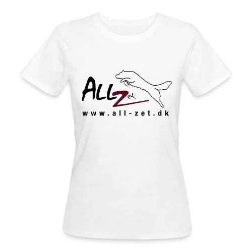 All Zet Logo - Organic damer