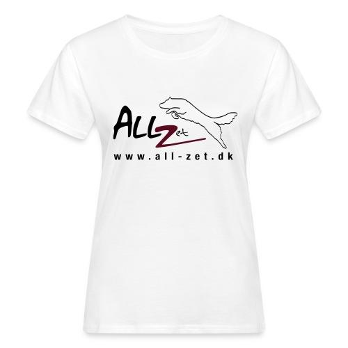 All Zet Logo - Organic damer