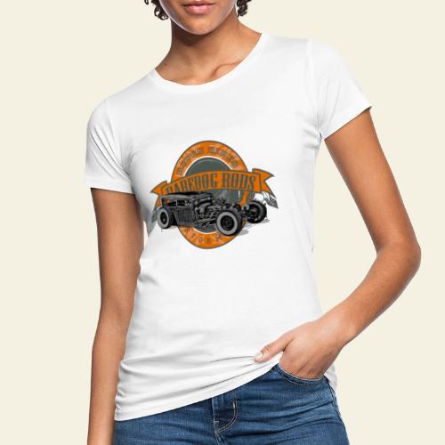 Raredog Rods Logo - Organic damer