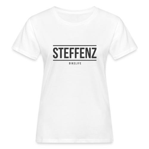 Black on Black - Frauen Bio-T-Shirt