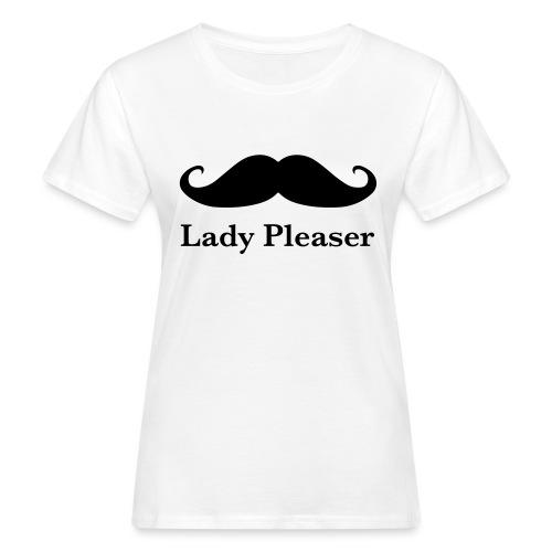 Lady Pleaser T-Shirt in Green - Women's Organic T-Shirt