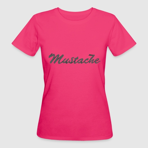 Black Lettering - Women's Organic T-Shirt