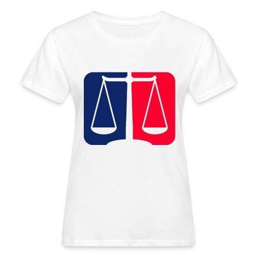 Logo2 - Frauen Bio-T-Shirt