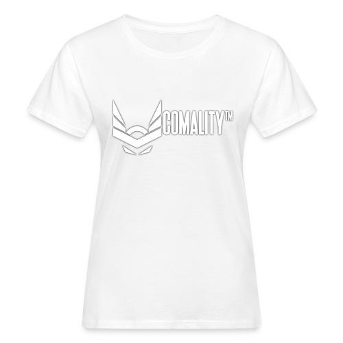 AWESOMECAP | Comality - Vrouwen Bio-T-shirt