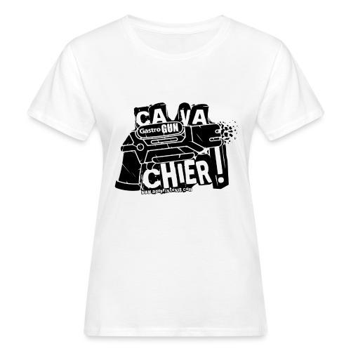 gastrogun - T-shirt bio Femme